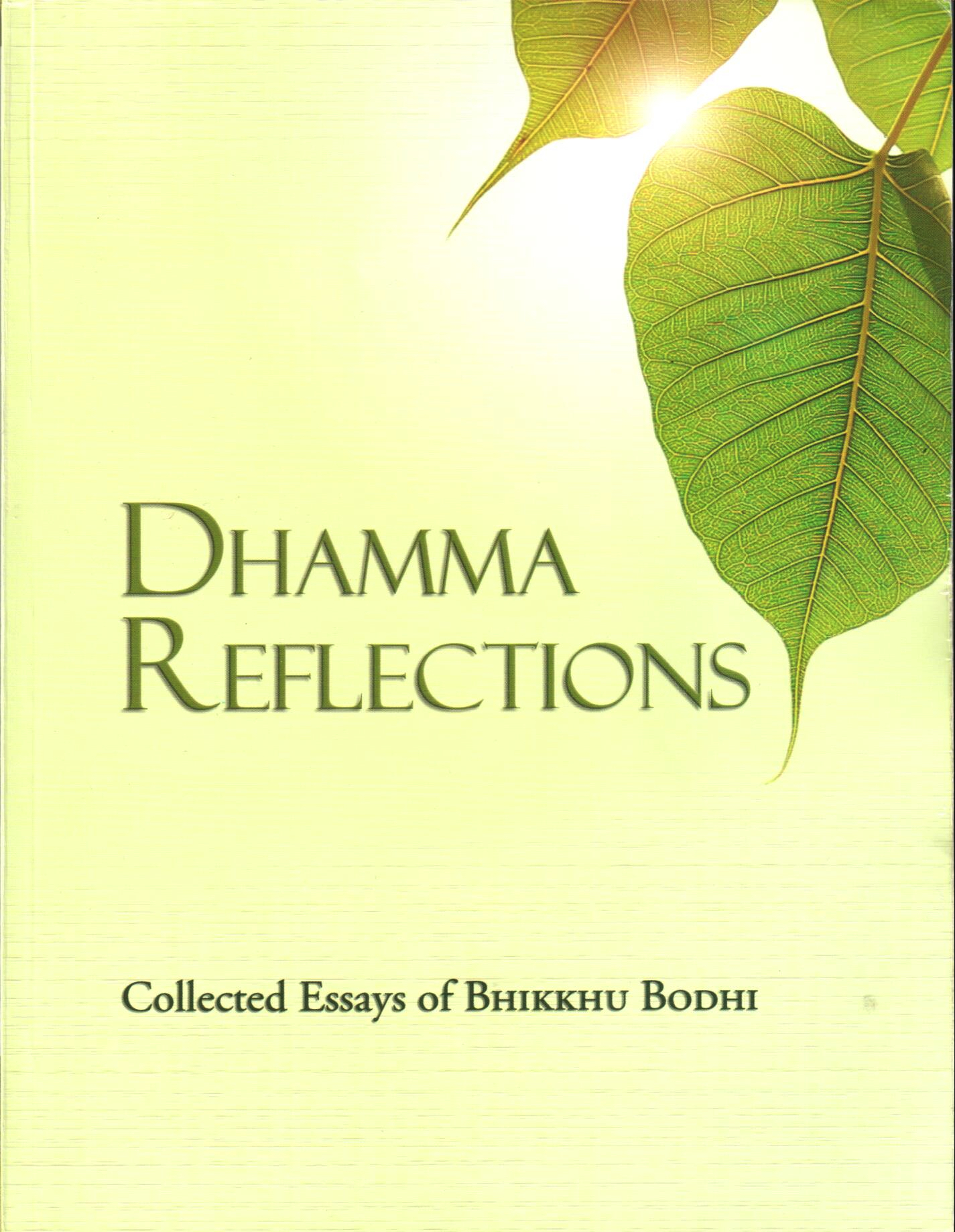 dhamma-reflections