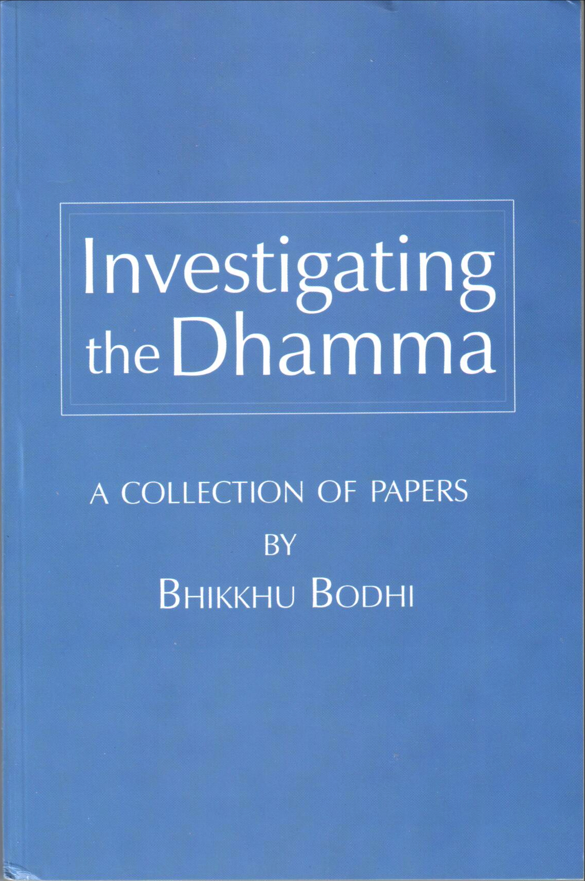 investigating-the-dhamma