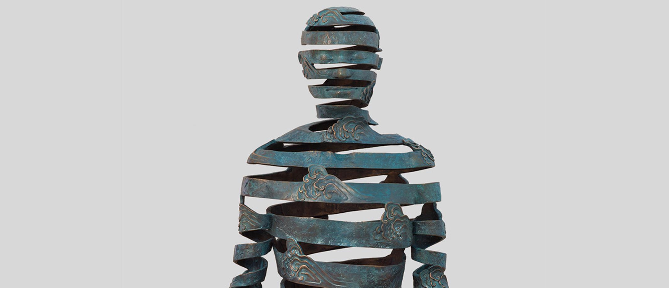 Escultura de Sukhi Barber. www.suhibarber.com