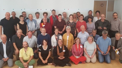 Reunión Anual de la Unión Buddhista Europea 2016. Viena