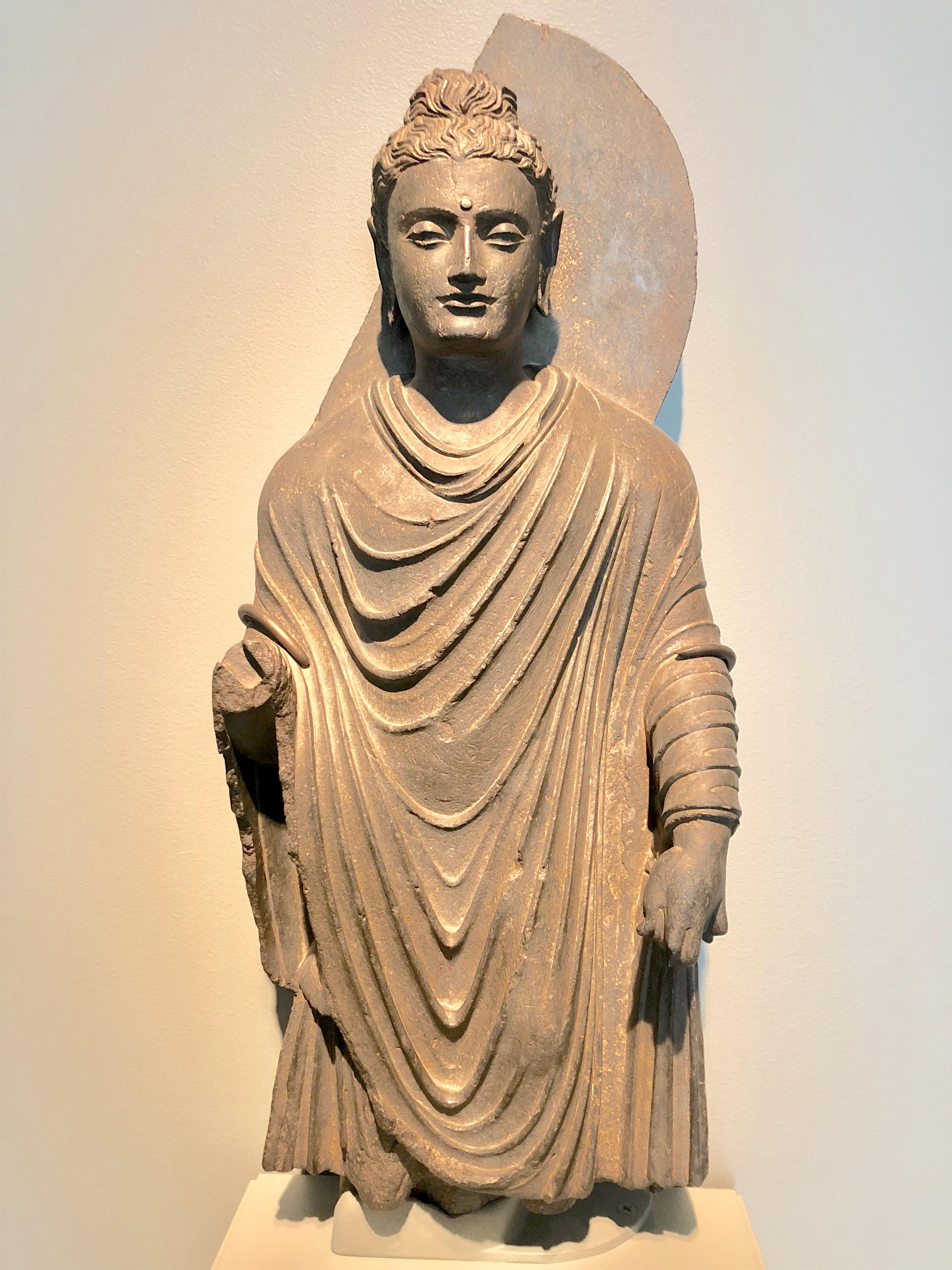 Buddha de Gandhara